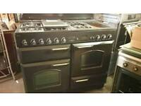 Leisure range master 110cm dual fuel very tidy range cooker !!
