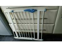 baby safety gates £12 each
