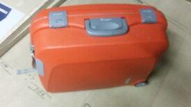 Lemariyan Red Hard Shell Suitcase (similar to Samsonite)