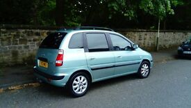 2005 HYUNDAI MATRIX CDX AUTO 1.8 8 MTH MOT TOP SPEC. PX WELCOME GREAT CONDITION
