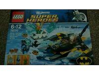 lego 76000 super heroes artic batman vs mr freeze