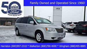 2010 Chrysler Town & Country Leather | Remote Start | DVD