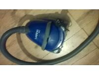 vax wet/dry vacuum and a max 1400 hoover
