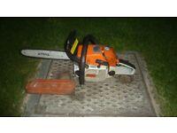 Stihl 028 super, exellent quality chainsaw