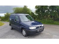 2003 Citroen Berlingo 2L Hdi (Same as Partner)