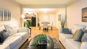 New, pet friendly 3 BR apt w/insuite laundry near IKEA