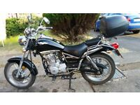 bike for sale motorcyle 125 arizona long mot low millager motorcycle vgc engine and gear box ok