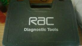 Rac diagnostic kit