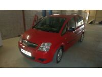 Vauxhall Meriva LIFE 1.4 Petrol 20,000 miles 1 Owner from New 2008-08-Plate