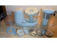 Philips Cucina HR7638/6 - Blender, Slicer, Mixer, Juicer