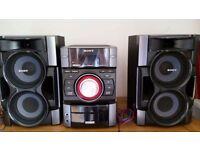Sony MHC-EC791 Hi-fi System