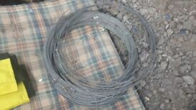High tensile fencing wire