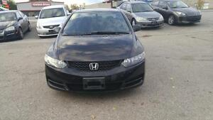 2009 Honda Civic | Leather | Sunroof | Heated Seats | Certified