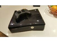 NEW PRICE - Xbox 360 250gb with 9 games (happy to sell games seperately)