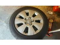 Audi Alloy wheel 16 inch for Audi A3.
