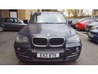 BMW X5 2007 3.0 DIESEL BLACK DAMAGED HPI CLEAR