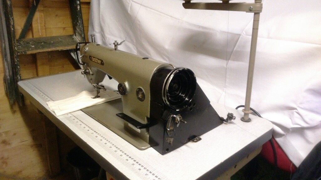BROTHER INDUSTRIAL SEWING MACHINE B40 MK II In Burntwood Custom Gumtree Industrial Sewing Machine For Sale