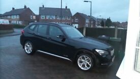 BMW X1 xDrive 18d xLine Jet Black