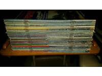 AIRCRAFT MAGS COLLECTION. IN GOOD CLEAN CONDITION.