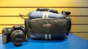 Appareil photo numérique Reflex CANON D400 10.1MP 18-55mm ***Testé et Garanti*** #P020546