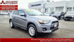 2015 Mitsubishi RVR SE 4WD LTD ED for only $182 B/W!