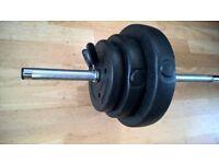 5ft Barbell / Weights bar