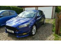 Ford Focus ST2 TDCI 65 plate