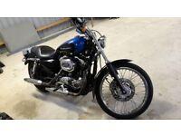 Harley Davidson Sportser 1200cc 2005