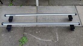 Menabo tempa fp aluminium roof bars