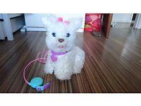 FurReal Go Go walking Puppy Dog with lead