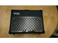 VOX DA 10 GUITAR COMBO WITH EFFECTS POWER/BATTERY OPERATED
