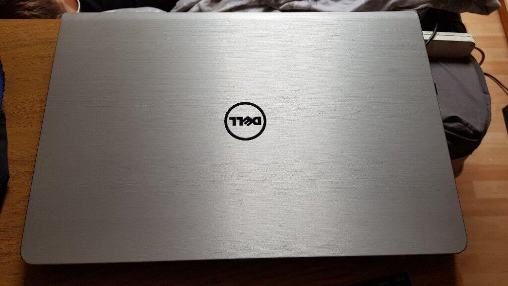 Dell Inspiron 15 5547 - 15.6 -intel i7 4510U - 8 GB RAM -AMD