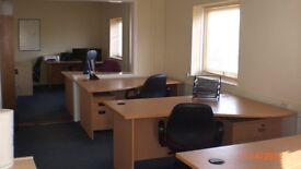 Office Available for 4-5 Persons. Fr £150wk. 5 mins fr M275/2mins fr Eastern Rd.Fully Serviced/CarPk