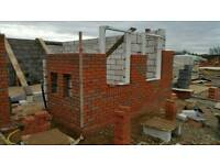 Bricklayer, building works