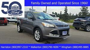 2014 Ford Escape Titanium 4WD | NAVIGATION | Finance from 1.9% Kitchener / Waterloo Kitchener Area image 1