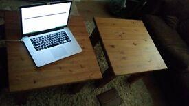 2x coffee table