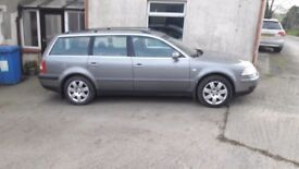 VW Passat Estate 2002 1.9l