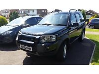 Land Rover Freelander, MOT until December.