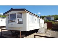 Holiday Caravan At Cloch Caravans Holiday Park,Gourock,Scotland