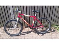 Gary Fisher Marlin Bike Great Condition