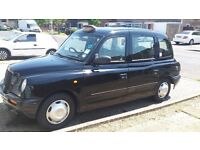 LTI Taxi Tx2 seeks retirement after 13 years faithful service MOT October
