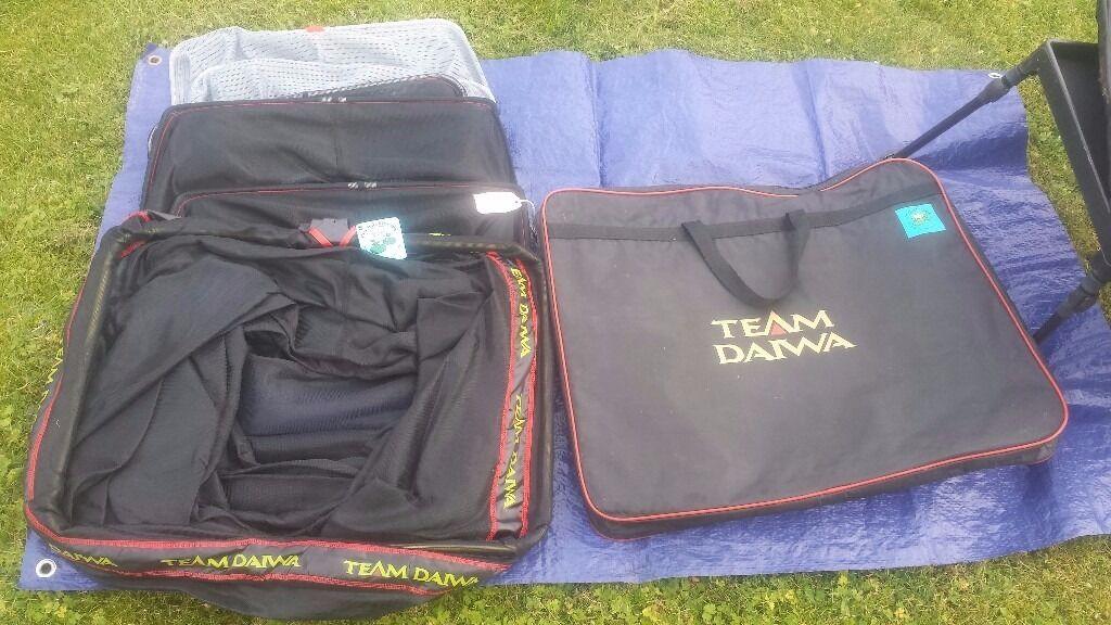Daiwa team match keepnet 3m