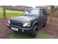 Land Rover Discovery 2 2.5 TD5 ES Station Wagon 5dr£2,290 COMMERCIAL, NO REAR SEATS!! (52 reg), SUV