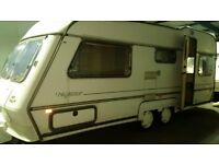 Twin axle 6 berth Award Nightstar