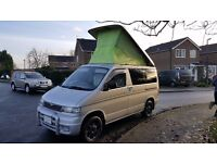 MAZDA BONGO CAMPER VAN 4 BERTH /6 SEATER WITH KITCHEN & ELEC ROOF, NO DEP FINANCE & CARD PAY AVAIL