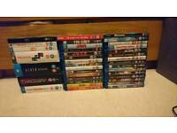 Joblot Blu Rays x 48 /Excellent Condition /Sealed /Boxsets