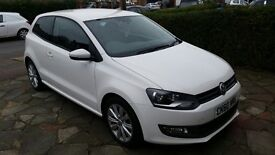 2010 Volkswagen Polo S 1.2 petrol 3 dr manual full vw service history 2 owners