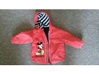 MICKEY baby coat
