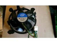 Socket 1155 cpu heatsink & fan