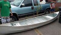 Voyager canoe for sale $600